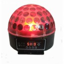 LED CRYSTAL BALL 9W - efekt dyskotekowy LED